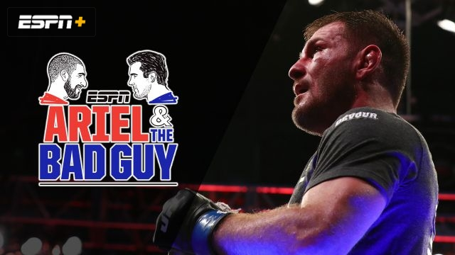 Wed, 8/21 - Ariel and the Bad Guy: What's next for Miocic?