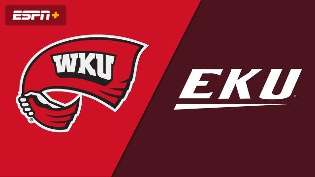 Western Kentucky vs. Eastern Kentucky (M Basketball)