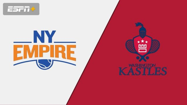 New York Empire vs. Washington Kastles