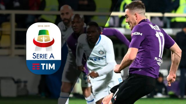 Sun, 2/24 - Serie A Weekly Highlight Show: Late goal in Fiorentina-Inter
