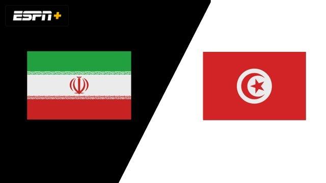 Iran vs. Tunisia (Group Phase)
