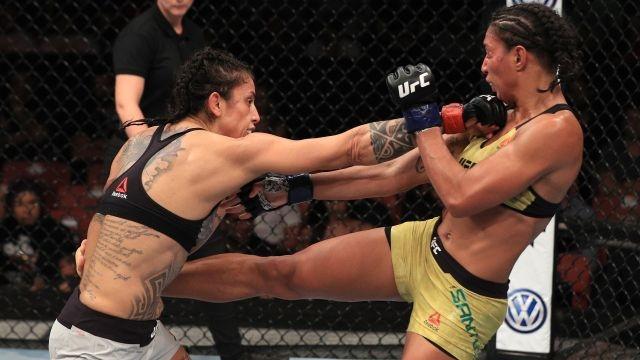 In Spanish - UFC Fight Night: Assuncao vs. Moraes (Prelims)