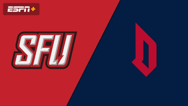 St. Francis (PA) vs. Duquesne (W Basketball)