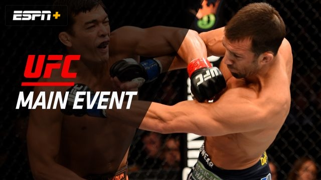 Machida vs. Rockhold
