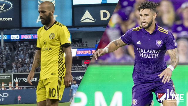 Columbus Crew SC vs. Orlando City SC