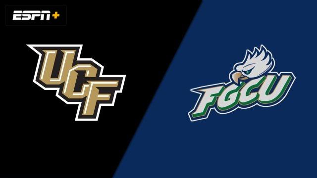 UCF vs. Florida Gulf Coast (W Basketball)