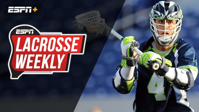 Tue, 7/16 - Lacrosse Weekly: Lyle Thompson's scoring binge