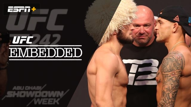 UFC 242 Embedded (Ep. 6)