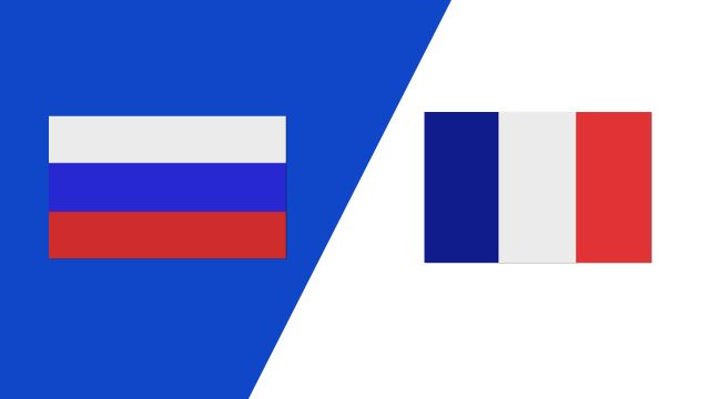 Russia vs. France (2018 FIL World Lacrosse Championships)