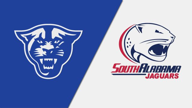 Georgia State vs. South Alabama (M Basketball)