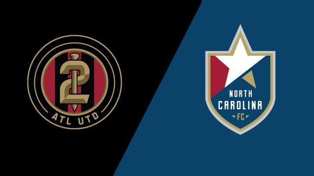 Atlanta United FC 2 vs. North Carolina FC