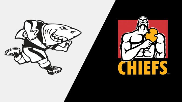 Sharks vs. Chiefs (Super Rugby)