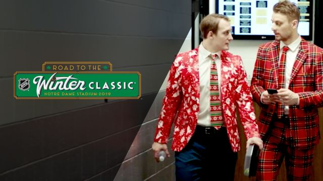 Road To The NHL Winter Classic (Ep. 2 of 3)
