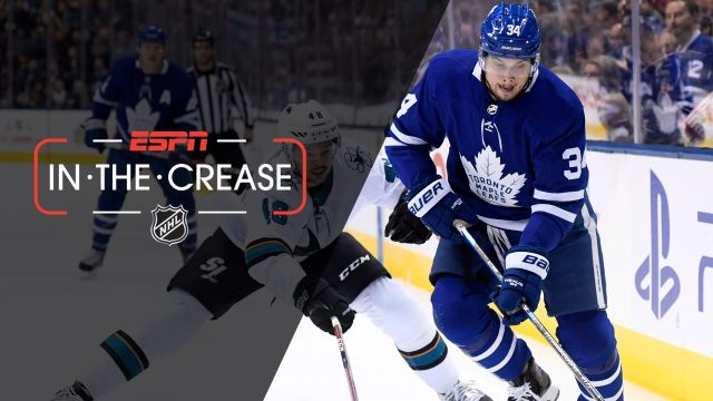 Wed, 11/28 - In the Crease: Matthews leads Leafs in return