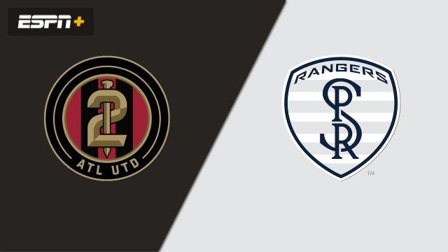 Atlanta United FC 2 vs. Swope Park Rangers (USL Championship)