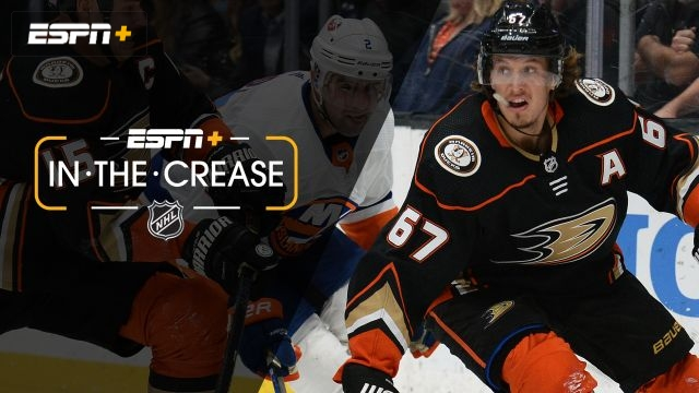 Tue, 11/26 - In the Crease: Ducks look to end Islanders streak