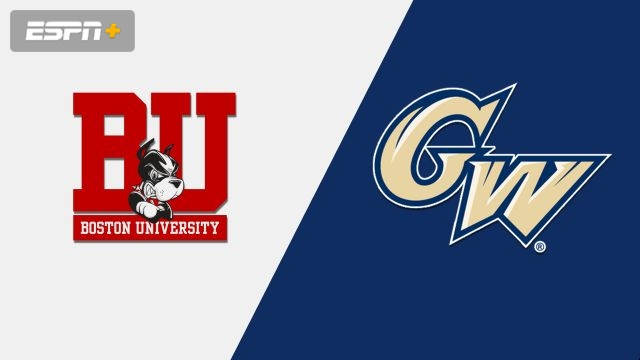 Boston University vs. George Washington (M Basketball)