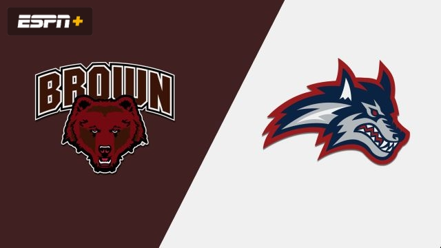 Brown vs. Stony Brook (M Basketball)