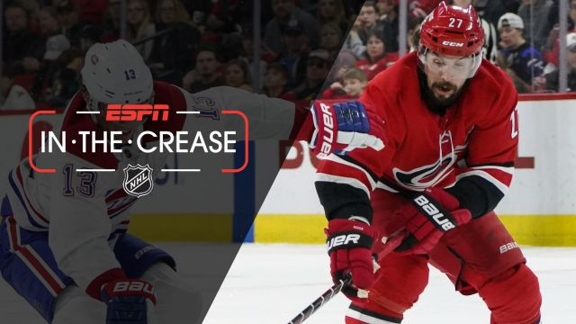 Sun, 3/24 - In the Crease: Hurricanes try to extend Wild Card lead