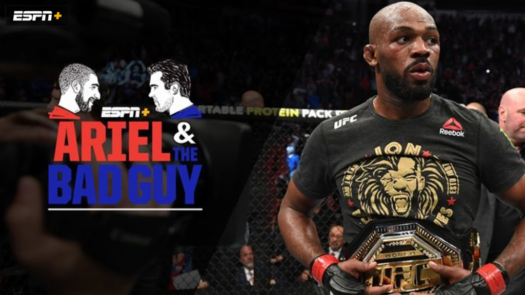Ariel and the Bad Guy: Controversial end to UFC 247