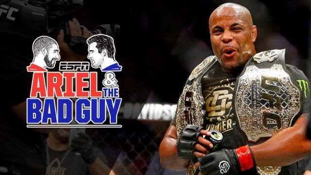 Wed, 11/7 - Ariel & The Bad Guy: Who's next for Cormier?