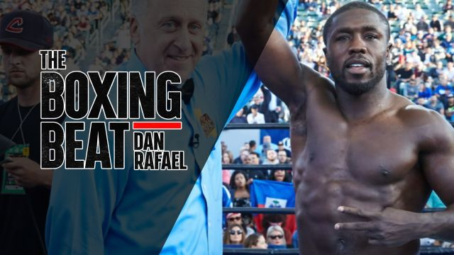 Tue, 7/31- The Boxing Beat with Dan Rafael