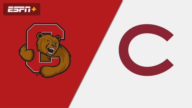 #4 Cornell vs. Colgate (W Hockey)