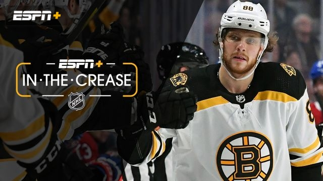 Wed, 11/27 - In the Crease: Bruins try to stay atop East
