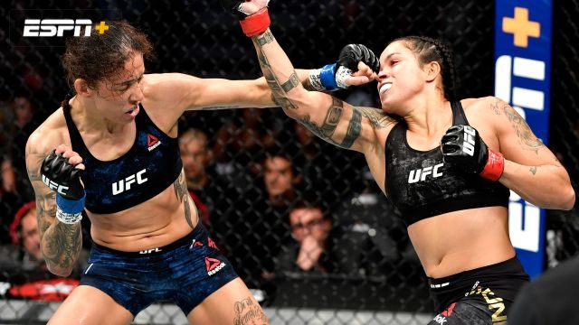 Amanda Nunes vs. Germaine de Randamie (UFC 245)