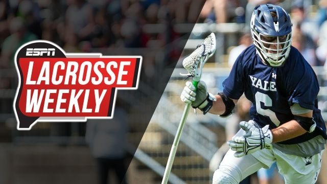 Tue, 5/21 - Lacrosse Weekly: NCAA quarterfinals recap