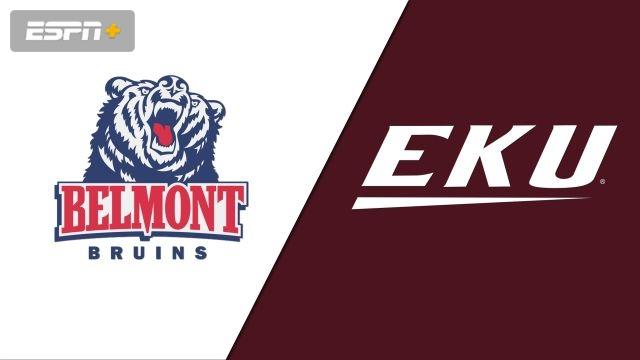 Belmont vs. Eastern Kentucky (W Soccer)