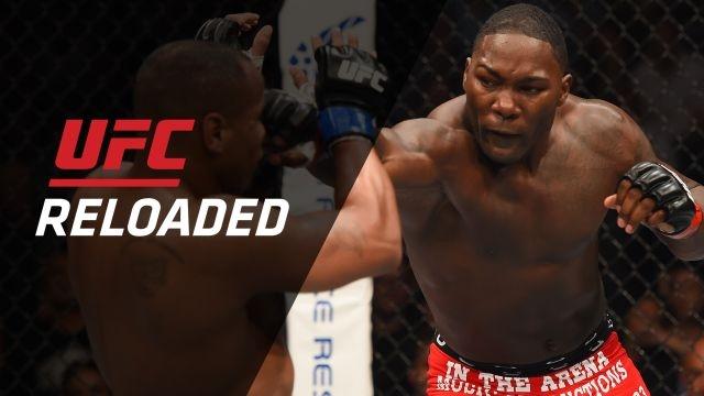 UFC 187: Johnson vs. Cormier