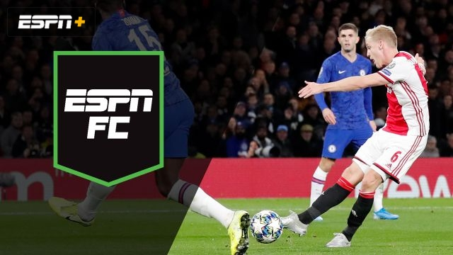 Tue, 11/5 - ESPN FC: Pandemonium at Stamford Bridge