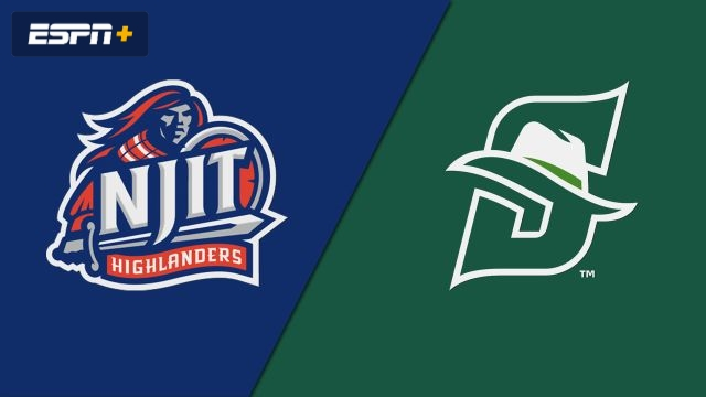 NJIT vs. Stetson (M Basketball)