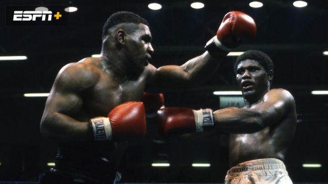 Tyson vs Tillis