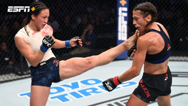 Joanna Jedrzejczyk vs. Michelle Waterson (UFC Fight Night: Joanna vs. Waterson)