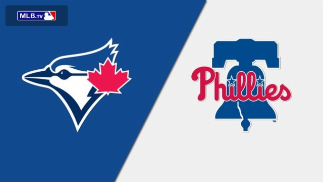 Toronto Blue Jays vs. Philadelphia Phillies