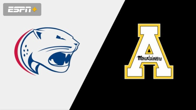 South Alabama vs. Appalachian State (M Basketball)