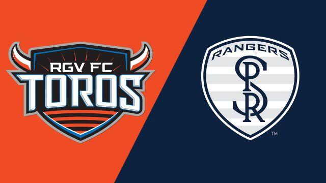 Rio Grande Valley FC vs. Swope Park Rangers