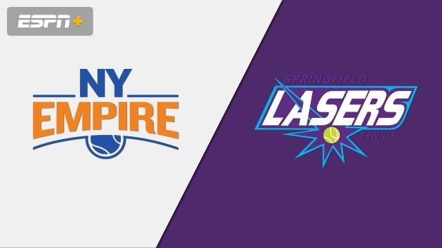 New York Empire vs. Springfield Lasers