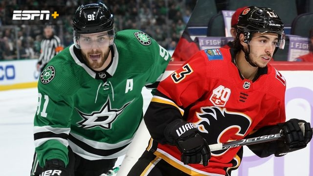 Dallas Stars vs. Calgary Flames