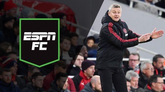 Fri, 3/29 - ESPN FC: Solskjaer the right man?