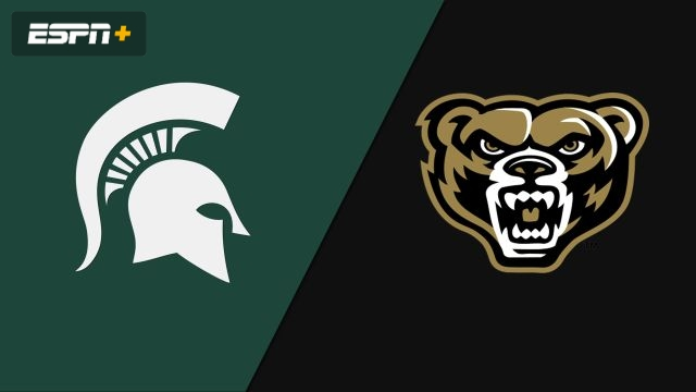 Michigan State vs. Oakland (M Soccer)