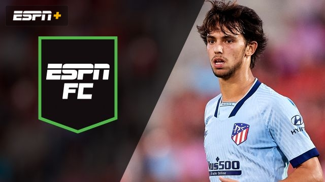 Thu, 9/26 - ESPN FC: Previewing the Madrid Derby