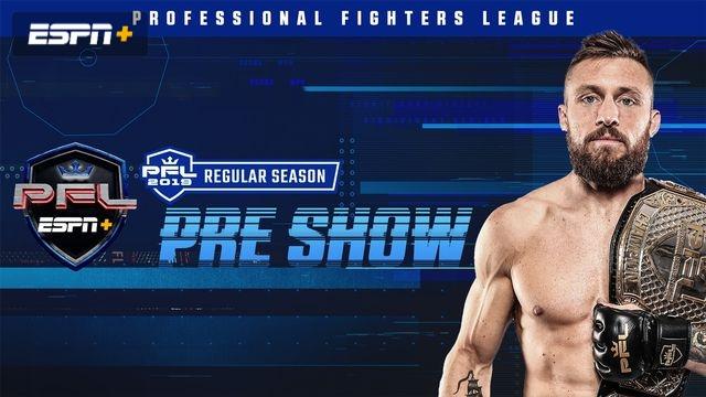PFL 5 Pre-Show