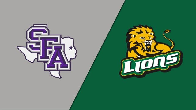 Stephen F. Austin vs. Southeastern Louisiana (Game 9) (Baseball)