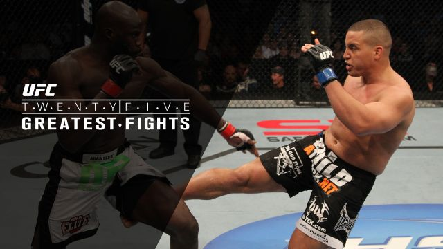 25 Greatest Fights: #25-21