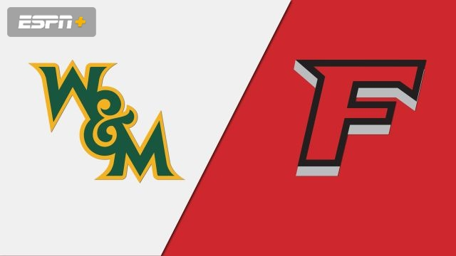 William & Mary vs. Fairfield (M Basketball)