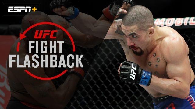 Romero vs. Whittaker