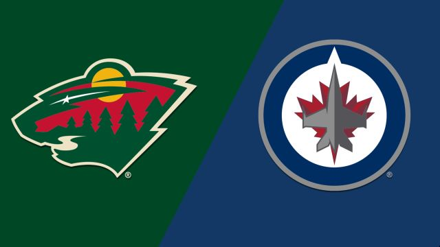 Minnesota Wild vs. Winnipeg Jets